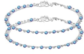 Rituals Czblu Alloy Anklet