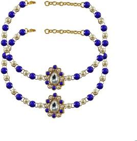 Vidhya Kangan ank245 Brass Anklet