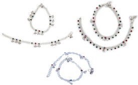 Charms Combo For Princess Alloy Anklet