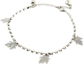 Wise pebbles Stylish Alloy Anklet