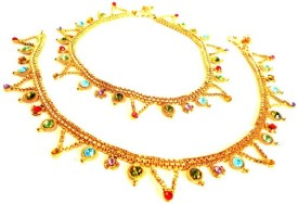Achal Alloy Anklet