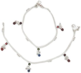 Charms Morden Alloy Anklet