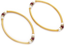 Jewellerywale Sparkle Alloy Anklet
