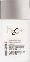 H2O Plus Total Source UV Defense Fluid SPF - 50 PA+++ (30 Ml)