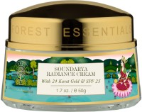 Forest Essentials Soundarya Radiance Cream with 24 Karat Gold & SPF 25