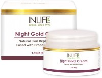 INLIFE Night Gold Wrinkle Correction Face Cream (50 G)
