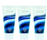 Assure Natural Active Anti-Aging Night Cream Vitamin E Enriched (Pack Of 3) (180 G)