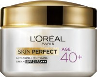 Loreal Paris Skin Perfect Anti-aging And Whitening Cream SPF 21 PA+++ (50 Ml)