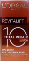 Loreal Paris Revitalift 10 Total Repair Multi-Regenerating Day Cream (50 Ml)