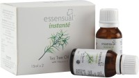 Modicare Essensual Instante Tea Tree Oil 15mlx2 Antiseptic Liquid (30 Ml)