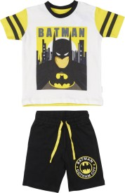 Batman T-shirt Boy's  Combo