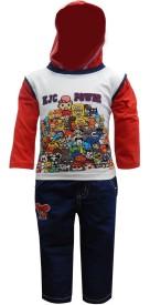 Kooka Kids T-Shirt Baby Boy's Combo