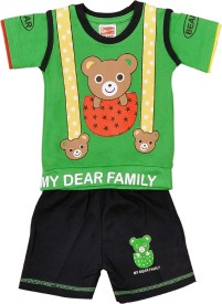Antshrike Dress Baby Boy's  Combo