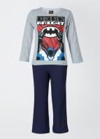 Batman T-shirt and Pyjama Boy's Combo