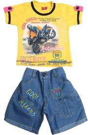 Sinchen T-Shirt Boy's  Combo