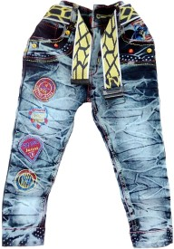 Sonpra Jeans Boy's  Combo