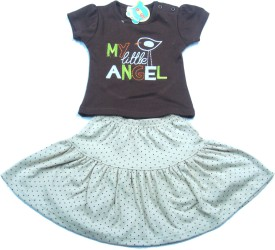 Ahad Top Baby Girl's  Combo