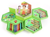 Lotus 46 Piece Chhota Bheem Art Craft Kit