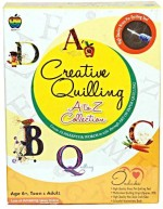 Applefun Art & Craft Toys Applefun Creative Paper Quilling A to Z Collection