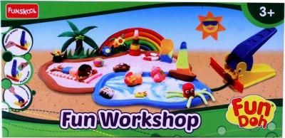 Funskool Art & Craft Toys Funskool Fundoh work shop playset