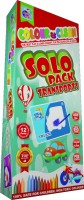 Ankit Toys Colour And Clean - Solo Pack Transports