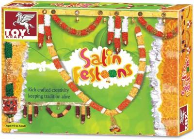 Toy Kraft Art & Craft Toys Toy Kraft Satin Festoons