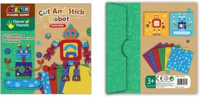 Avenir Art & Craft Toys Avenir Cut And Stick Robot