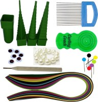 Hrinkar High Quality All In One Quilling Kits - CRFTKT01