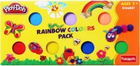 Funskool Play-Doh Rainbow Colours Pack