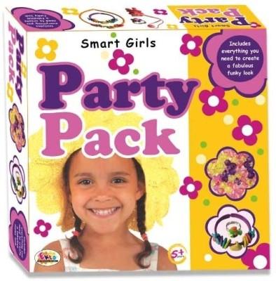 Ekta Toys Art & Craft Toys Ekta Toys Party Jewellery Pack