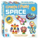 Ekta Ekta Create & Paint Space Activity Game