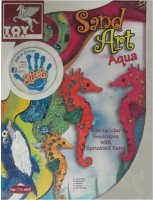Toy Kraft Kraft-Sand Art Aqua