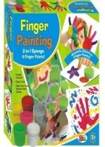 Ekta Art & Craft Toys Ekta Ekta Finger Painting Junior