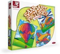 Toy Kraft Toy Kraft Sand Art Pictures - AirCraft