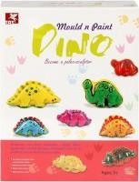 Toy Kraft Kraft Mould N Paint - Dino