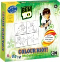 Sterling Ben 10 - Colour Riot