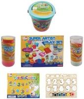 Littlegrin Littlegrin Super Artist Play Set For Kids