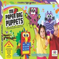 Toys &games MyPaper Bag Puppets