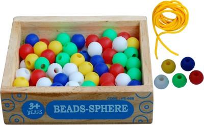 Little Genius Art & Craft Toys Little Genius Beads Sphere