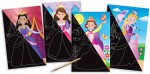 Melissa & Doug Art & Craft Toys Melissa & Doug Scratch Art Princesses