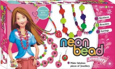 Ekta Toys Art & Craft Toys Ekta Toys Neon Bead