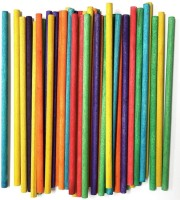 Pigloo Set Of Fun And Colorful Round Lollypop Sticks