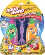 Aqua Sand Art & Craft Toys Aqua Sand Magic Sand Twist Bottle Pack