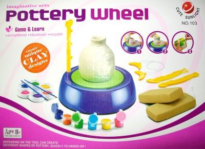 Treasure Box Pottery Wheel
