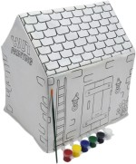 Planet of Toys Art & Craft Toys Planet of Toys Paint Your Own Hut