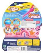 Aqua Sand Art & Craft Toys Aqua Sand Seahorse Stables