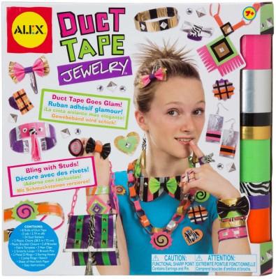Alex Duct Tape Jewelry