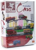 Toy Kraft Kraft Mould N Paint - Cars