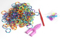 Imported Set Of Colorful Loom-Bands