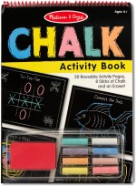 Melissa & Doug Art & Craft Toys Melissa & Doug Chalk Activity Book